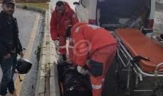 قتيل من بعلبك في حادث سير على طريق عام السريرة في جزين