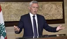 فرنجية: تفاجأنا باعتذار أديب ونأسف لذلك ومن الضرورة انعاش مبادرة فرنسا