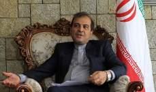 مسؤول ايراني: إسرائيل ستواجه ردا حاسما في حال تجاوزت الخطوط الحمراء