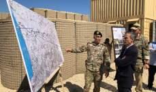 موريسون انهى زيارة للبنان: التأكيد على التزام بريطانيا بدعم لبنان قوي ومزدهر