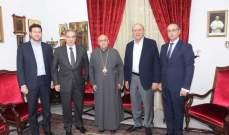 فرعون وضع درويش بأجواء التوافق بانتخابات المجلس الأعلى للروم الكاثوليك