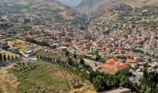 بلدية زحلة: نتابع موضوع اصطباغ مياه نهر البردوني باللون الأحمر