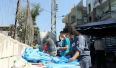 المجلس البلدي في مدينة عاليه يطلق المرحلة الأولى لمعالجة النفايات