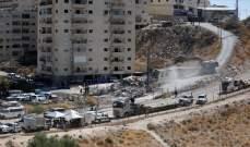 الأناضول: القوات الإسرائيلية فجرت بناية سكنية فلسطينية جنوبي القدس الشرقية