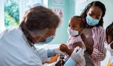 الأمم المتحدة: 23 مليون طفل لم يحصلوا على لقاحات معتادة بسبب جائحة كوفيد-19