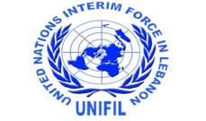 النشرة: فريق من مراقبي الامم المتحدة يتفقد الخط الازرق في الجنوب