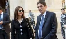 ستريدا جعجع واسحق يدعوان لمشاركتهما مسيرة صلاة على نية لبنان الأربعاء ببشري