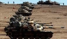 """""""سانا"""": تركيا والفصائل المتحالفة معها تستهدف بلدات في ريفي الرقة والحسكة شمال سوريا"""