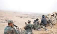 النشرة: الجيش السوري يتصدى لهجوم تنفذه المجموعات المسلحة بمؤازرة المدفعية التركية على محور النيرب