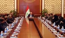 مجلس وزراء العراق يقرر الغاء نتائج انتخابات الخارج والنازحين