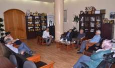 بلدية طرابلس وبرنامج الامم المتحدة الانمائي اطلقا مشروع تأهيل شارع وسوق التل