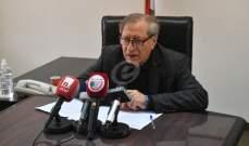 محفوظ: لا يجوز لأي جهة كانت ان توقف البث التلفزيوني لأي محطة