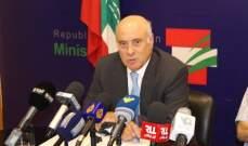 أبو سليمان: نريد أن نبدأ بالاصلاحات البنيوية قبل البحث في أي ضرائب