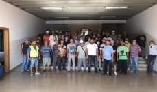 اعتصام لمياومي بلدية الميناء احتجاجا على عدم قبض رواتبهم منذ 7 أشهر