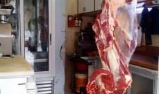 النشرة: أغلب ملاحم صيدا والزهراني أغلقت بسبب عدم وجود اللحم المدعوم