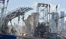 """النشرة: وفد من شركة """"Hydro Engineering &Construction"""" الروسية سيصل الاثنين لبيروت لبحث عملية اعمار المرفأ"""