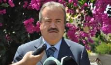 جابر: تعامل لبنان مع الامم المتحدة تاريخي ونحن حريصون على الاستقرار