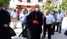 المطران عبدالله زار الكفور: للخروج من الأنانيات إلى رحاب لبنان الأوسع