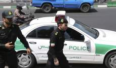 الشرطة الايرانية تضبط 100 ألف تأشيرة دخول مزيفة لايرانيين إلى العراق