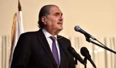 جريصاتي: يهدد نائبًا عامًا استئنافيًا في عقر دائرته وينادي باستقلالية القضاء