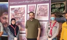 """حملة زاد تطلق """"مشروع العيدية"""" برعاية نائب رئيس بلدية النميرية"""