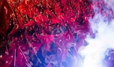 151 حكما بالسجن مدى الحياة في محاكمة منفذي محاولة الانقلاب في تركيا