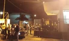 محتجون يقتحمون معمل الكهرباء بالجية والجيش يتدخل