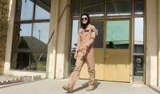 اول طيارة افغانية تحصل على اللجوء في الولايات المتحدة