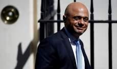 وزير المالية البريطاني: لست خائفا من خروجنا من الاتحاد الأوروبي دون اتفاق