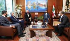 مدير عام الأمن العام التقى رئيس وزراء ألبانيا ووفدا مرافقا