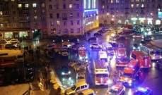 سلطات بطرسبورغ تلغي منتدى أعمال بمشاركة وفد صيني بسبب الكورونا