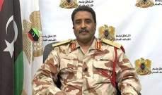 المسماري: الميليشيات الليبية قناع للتدخلات التركية القطرية في البلاد