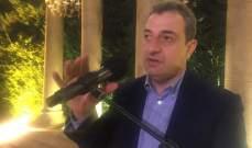 ابو فاعور لدى عودته إلى مجلس الوزراء: ما قلته في ساحة الشهداء يشكل ١٠% مما قلته في جلسة مجلس الوزراء
