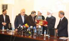 عبد الله: نفخر أن إيران باتت في مصاف الدول العظمى وحققت انجازات كبيرة