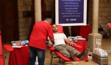 حملة واسعة لمؤسسة فارس فتوحي للتبرّع بالدم بكسروان
