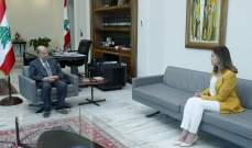 عبدالصمد: رئيس الجمهورية يعتبر أن النظام ككل بحاجة لتغيير وإعادة نظر