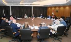 فرعية اللجان النيابية تابعت درس اقتراح قانون الشراء العام