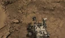 نيزك سقط من المريخ الى الارض يعود إلى موطنه