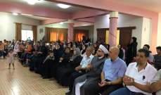 عبد الرزاق: المعركة المرتقبة مع داعش هي معركة كل لبنان بجيشه وشعبه ومقاومته