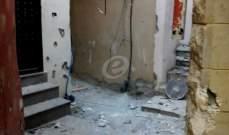 النشرة: اطلاق نار ليلا في عين الحلوة ناتج عن اشكال فردي ولا اصابات