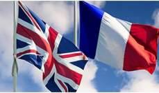 حكومة بريطانيا: تهديدات فرنسا بعقوبات علينا مخيبة للأمل وسنرد على أي تهديد بشكل مناسب
