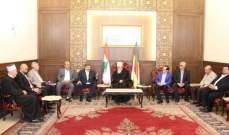الشيخ حسن: لإطلاق مسار العمل الحكومي لمواجهة التحديات الاقتصادية والسياسية
