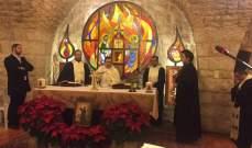 خير الله ترأس قداس عيد القديس نعمة الله الحرديني في كفيفان