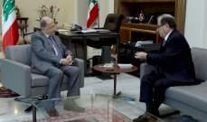 الرئيس عون واصل اتصالاته لتحديد موعد الاستشارات النيابية