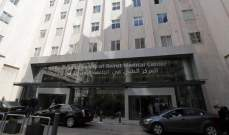 المركز الطبي بالجامعة الأميركية: بتنا غير قادرين على إيجاد أسرة للمرضى ذوي الحالات الدقيقة