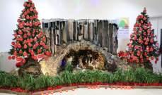 """""""دار الصداقة"""" قدمت مغارة الميلاد في زحلة هدية لأرواح ضحايا انفجار بيروت"""