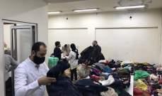 جمعية نماء توزع الملابس على العائلات غير الميسورة في عدد من المناطق اللبنانية