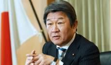 خارجية اليابان: السلام والاستقرار بالشرق الأوسط مهم لسلام واستقرار المجتمع الدولي
