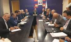 بيرم  اثر اجتماع لجنة المؤشر: اتفاق على رفع بدل النقل والمنح التعليمية واجتماع ثانٍ الاربعاء المقبل