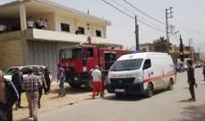 وفاة طفلين في انفجار قاروة غاز بمنزل في منطقة الدورة بالهرمل